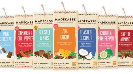 Madecasse Chocolats
